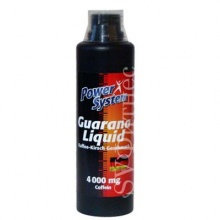Power System Guarana Liquid 500 мл