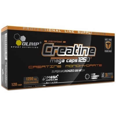 Креатин Olimp Creatine Mega 120 caps