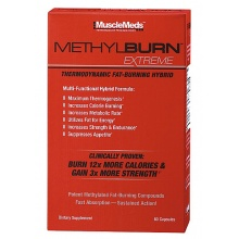 Жиросжигатель MuscleMeds MethylBurn 60 caps