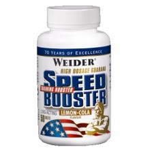 Энергетик Weider Speed Booster 50 tab