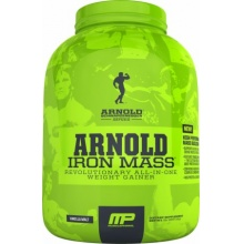 Гейнер MusclePharm Arnold Iron Mass 2270g