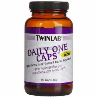 Витамины Twinlab Daily One Caps 90 cap