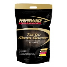 Гейнер PERFORMANCE Turbo Mass Gainer 5000g