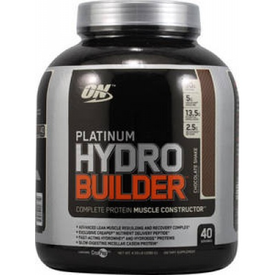Протеин Optimum Nutrition Platinum HydroBuilder 1038kg