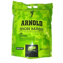 Гейнер MusclePharm Arnold Iron Mass 8lb