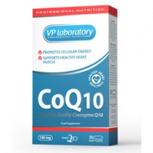 Витамины VP Laboratory CoQ 10  30 caps