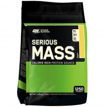Гейнер Optimum Nutrition Serious Mass 5455 gr