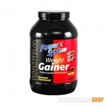 Гейнер Power System Weight Gainer 2000 гр