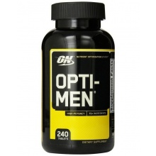 Витамины Optimum Nutrition Opti-Men 240tab