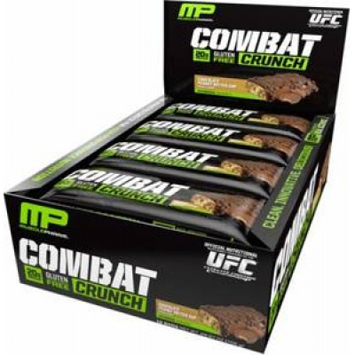 Батончик MusclePharm Combat Crunch bar 63g