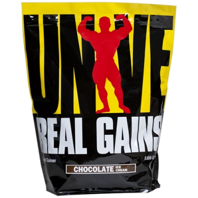Гейнер Universal Nutrition Real Gains 4800 кг