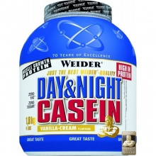 Weider Day & Night Casein - 1800 гр.