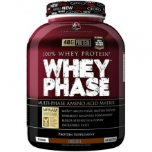 Протеин 4 Dimension Nutrition Whey Phase 2270 г