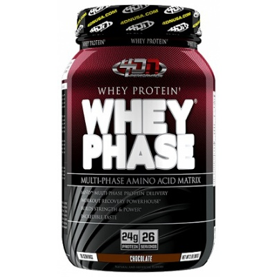 Протеин 4DN. Whey Phase 900гр