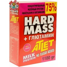 Протеин Hard Mass - Milk (1100 гр)