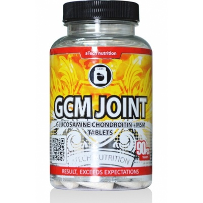 Хондропротектор aTech Nutrition Gcm Joint 90 кап