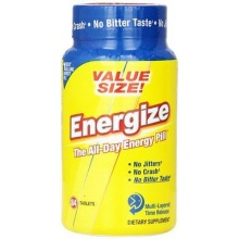 Предтрен iSatori Energize - All Day Energy Pill