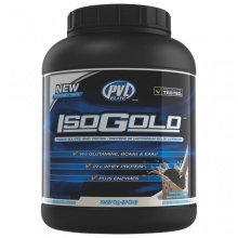 Протеин PVL Iso Gold 2270g