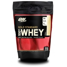 Протеин Optimum Nutrition Gold Standart 100% Whey 454g