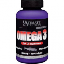 Витамины Ultimate Nutrition Omega 3 порция