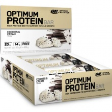 Батончики Optimum Nutrition 60гр