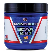 Аминокислоты  VPX Amino Rush BCAA 2:2:1 28serv Wild Grape