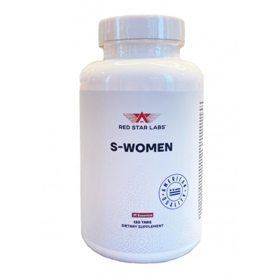 Витамины Red Star Labs S-Women 120таб