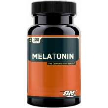 Антиоксидант Optimum Nutrition Melatonin 100кап