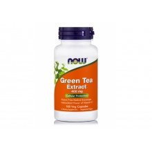 Антиоксидант NOW Green Tea Extract 400 mg 60% 100 vcaps