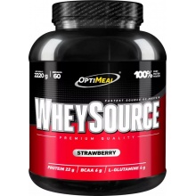 Пhjntby Optimeal WHEY SOURCE 2220 гр