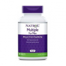Natrol Multiple for Men Multivitamin 90 табл.