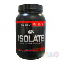 Протеин Optimum Nutrition Isolate GF 1.65 lb 748 гр.