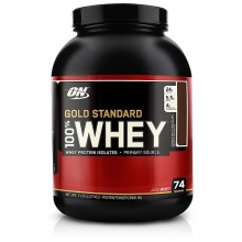 Протеин Optimum Nutrition 100% Whey protein Gold Standart 1 порц
