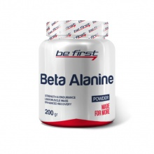 Аминокислота Be First Beta alanine powder  200 гр