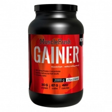 Гейнер Muscle Rush GAINER 2000 гр