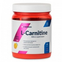 Л-карнитин Cybermass L-Carnitin powder 120 гр