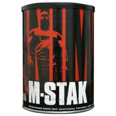 Анаболический комплекс Universal Nutrition Animal M-Stak 21 pak