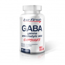 Антиоксидант Be First GABA  60 капсул