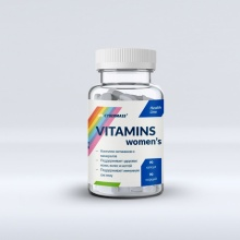 Витамины Cybermass Vitamins women's 90 капс