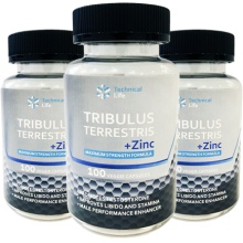 Тестобустер Technical Life Tribulus terrestris + Zinc 100 caps
