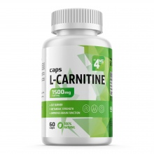 Л-Карнитин 4me Nutrition L-carnitine Caps 1500 мг 60 капсул