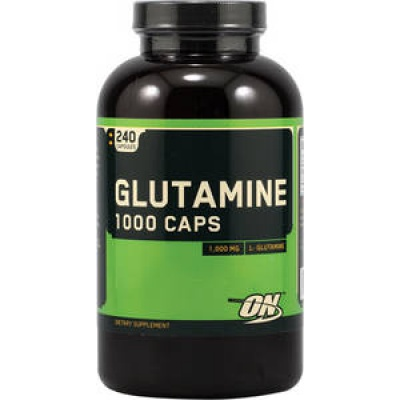 Optimum Nutrition Glutamine 1000 Caps 240 кап