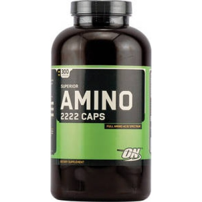 Optimum Nutrition Superior Amino 2222 (150 softgels )