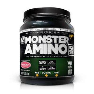 BCAA CytoSport Monster Amino 375 гр