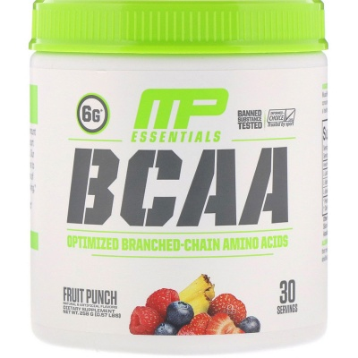 MusclePharm BCAA powder 258g
