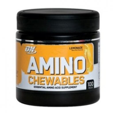 Optimum Nutrition Amino Chewables 100 таб.