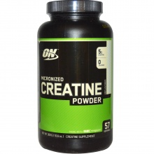 Креатин OPTIMUM NUTRITION micronized creatine powder 300 gr