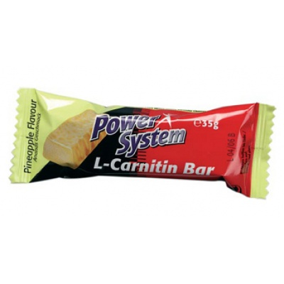 Батончик Power System L-Carnitine Bar